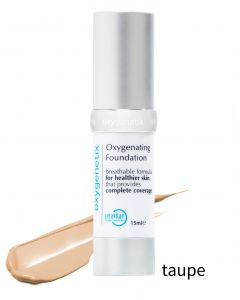 Oxygenetix Foundation Taupe